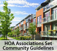 Landscaping management for Home Owners Associations - HOA